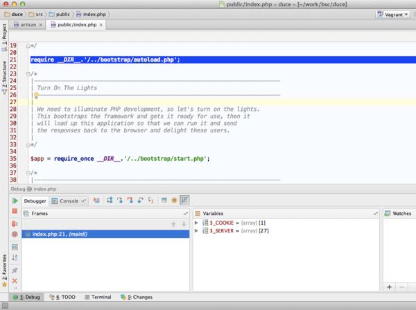 phpstorm-remote-debug-web